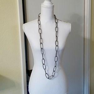 🐳Flexible Popcorn Chain Silver Necklace
